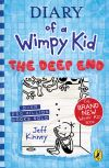 The deep end / by Jeff Kinney.
